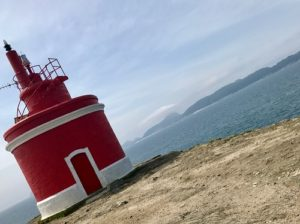 Faro lighthouse Cabo Home donon cangas vigo atlantic coast walk