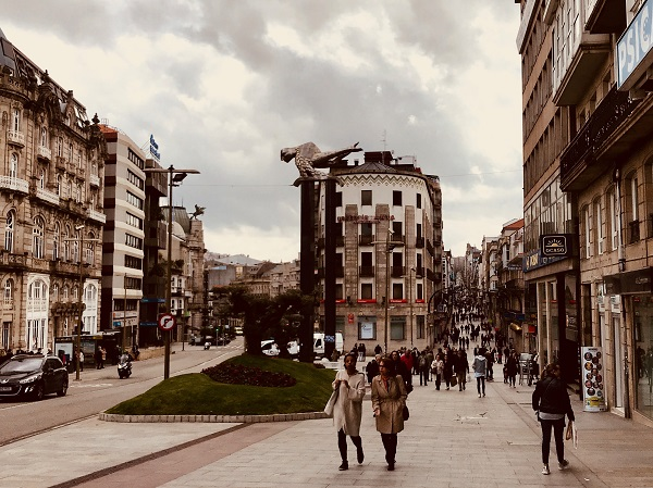 Main Street, Vigo rue principe art monuments photos art travel