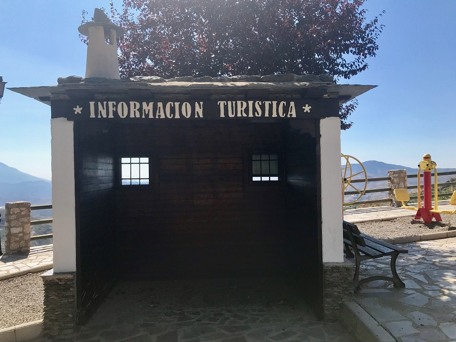 tourist information centre alpujarras sierra nevada Spain