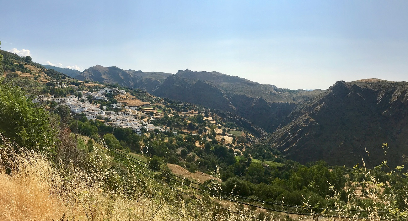 Busquitar moorish village alpujarras sierra nevada gr7 hiking walking spain photo art travel